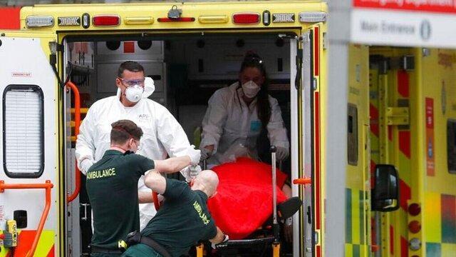 قربانیان کرونا در انگلیس در آستانه سبقت از ایتالیا