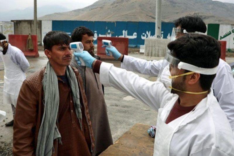 افزایش آمار مبتلایان به کرونا درافغانستان
