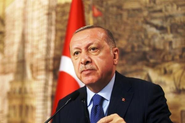 اردوغان نخست وزیری الکاظمی را به وی تبریک گفت