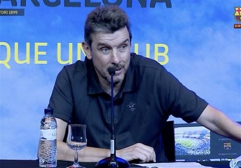 واکنش مشترک رئال مادرید و بارسلونا به بیماری سخت یاری مربی سابق آبی و اناری ها