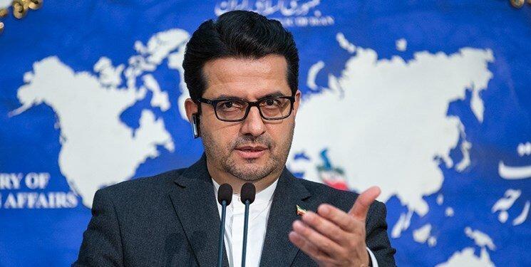 پاسخ ایران به اظهارات مداخله جویانه فرانسه درباره دو مجرم ایرانی