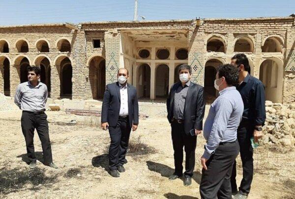 تکمیل بازسازی قلعه فرخ شهر شهرکرد لنگ 50 میلیارد ریال اعتبار