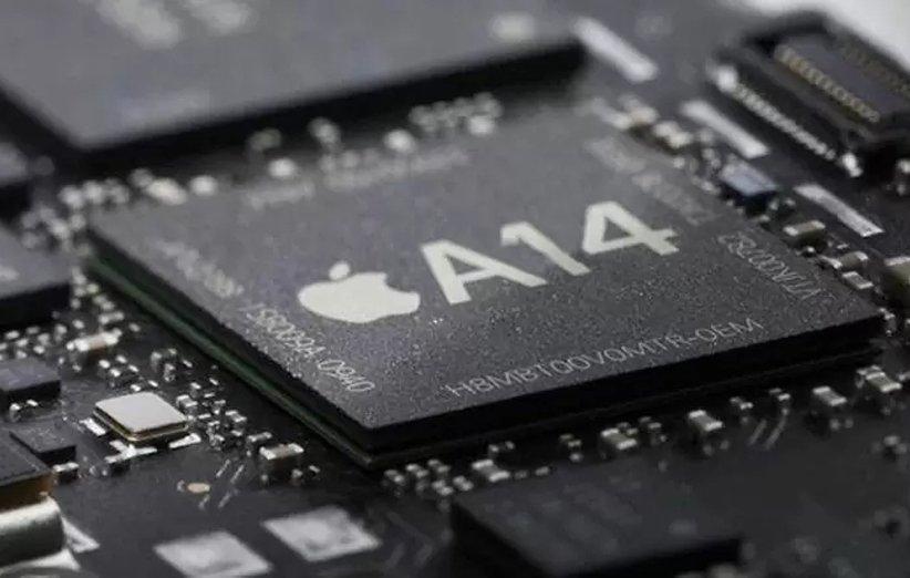 پردازنده 5 نانومتری A14 سریع ترین و کم مصرف ترین پردازنده موبایلی دنیا است