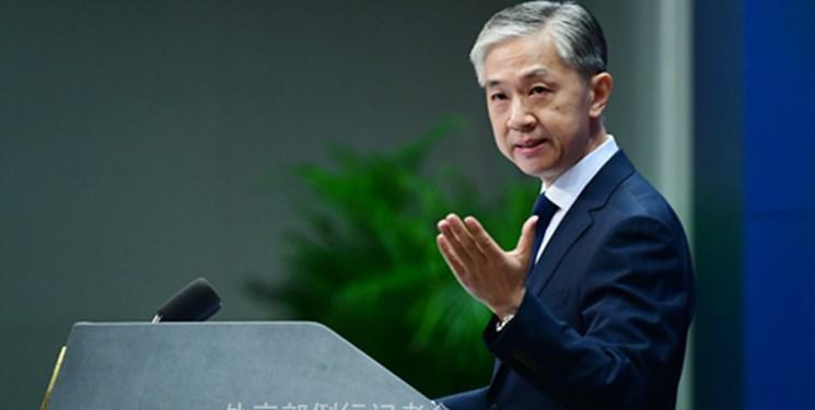 چین: مخالف تحریم های یکجانبه آمریکا هستیم