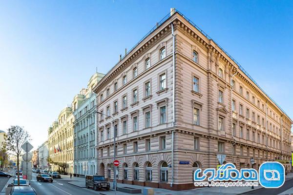 هتل های مسکو نزدیک میدان سرخ