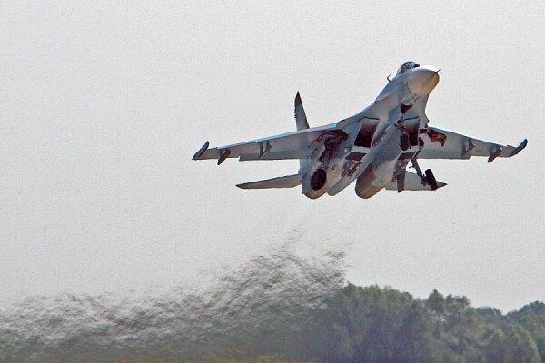 جنگنده روسیه هواپیماهای آمریکا را رهگیری کرد