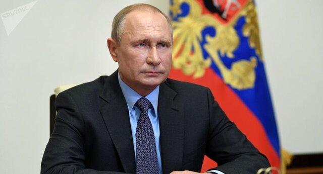 پوتین: اتهامات بی اساسی علیه ایران مطرح می گردد