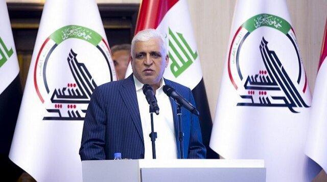 رئیس حشد شعبی عراق با اسد ملاقات کرد