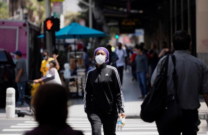 شمار تلفات کرونا در آمریکا از 170000 نفر گذشت ، شیوع دوباره کرونا در سئول
