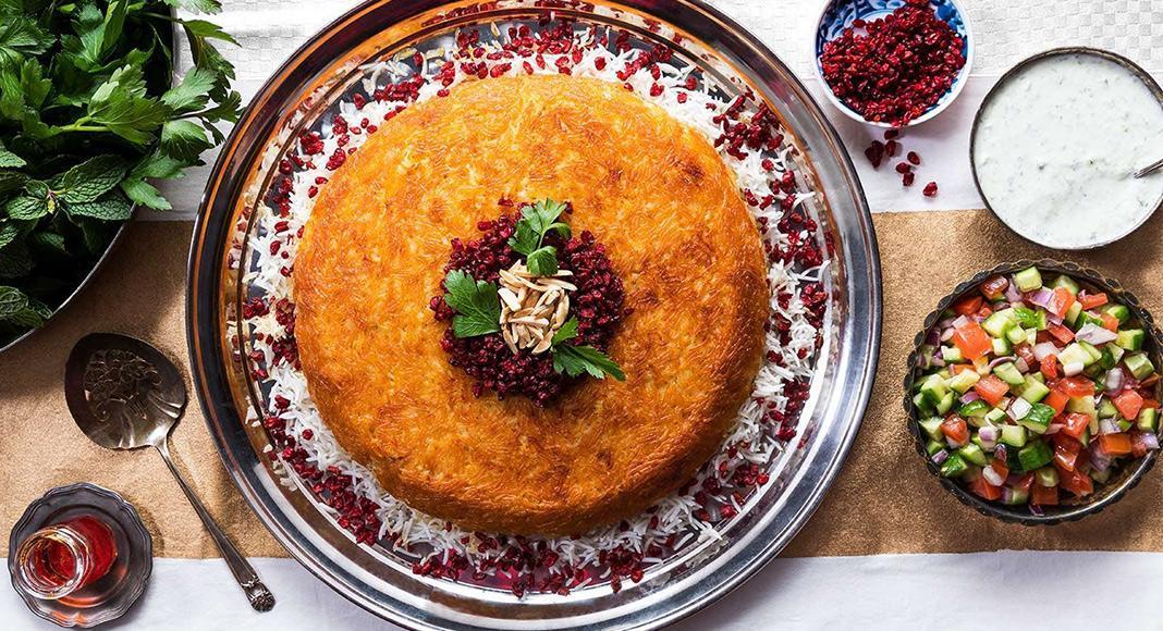 آشنایی با غذاهای سنتی شیراز