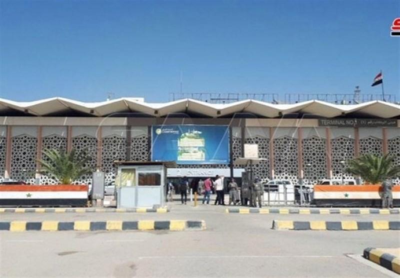 سوریه، انجام اولین پرواز از دمشق به قاهره پس از چند ماه توقف