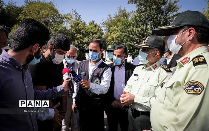 دستگیری 262 دزد و مالخر در پایتخت