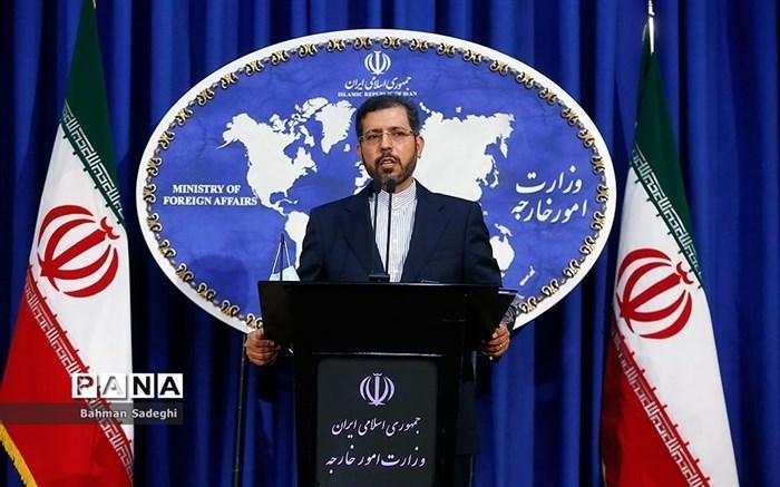 سخنگوی وزارت امور خارجه: نقض مصونیت دیپلمات ایرانی در بلژیک یک بدعت غیرقابل قبول است