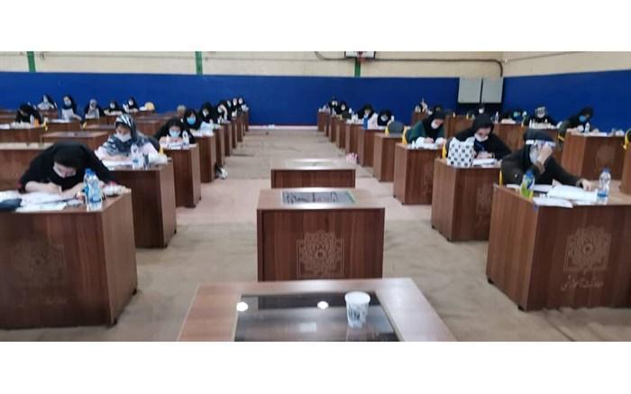 آزمون استخدامی دانشگاه های علوم پزشکی برگزار گردید