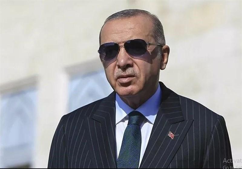 اردوغان: ترکیه دیگر کشوری نیست که بتوان با تروریسم آن را مشغول کرد