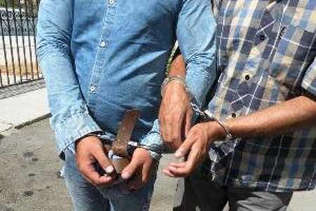 دستگیری موتورسوارانی که موبایل 80 نفر را قاپیدند