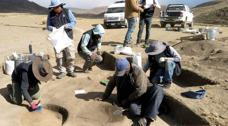 بقایای 9 هزارساله یک شکارچی زن کشف شد
