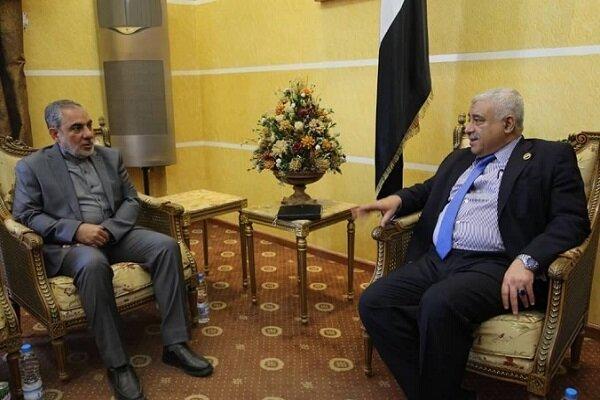 رایزنی سفیر ایران و وزیر کشاورزی یمن درباره تقویت همکاریهای مشترک