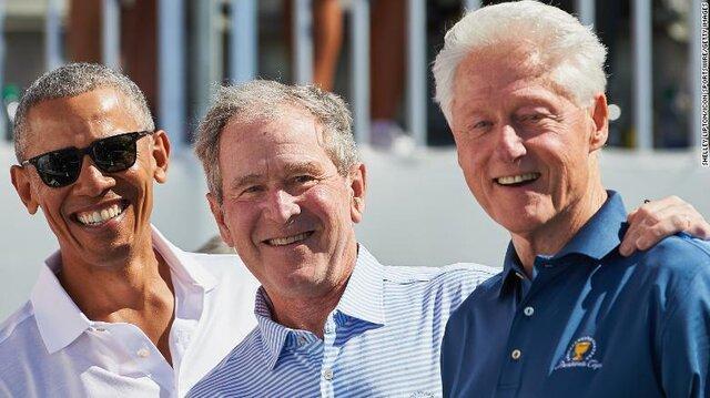 اوباما، بوش و کلینتون داوطلبانه واکسن کرونا را می زنند