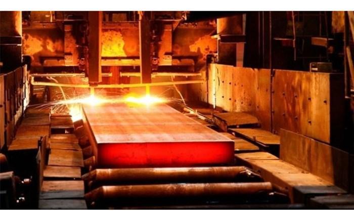 دستیابی به بیش از 70 درصد ظرفیت پیش بینی شده طرح جامع فولاد