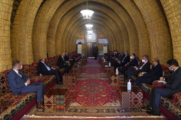 عراق از تأثیرات منفی تنش های منطقه ای دور نگه داشته شود