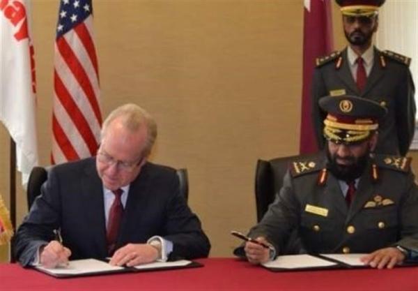 مذاکرات قطر و آمریکا درباره مسائل امنیتی، توافقنامه امنیت مرزی میان دو طرف به امضا رسید