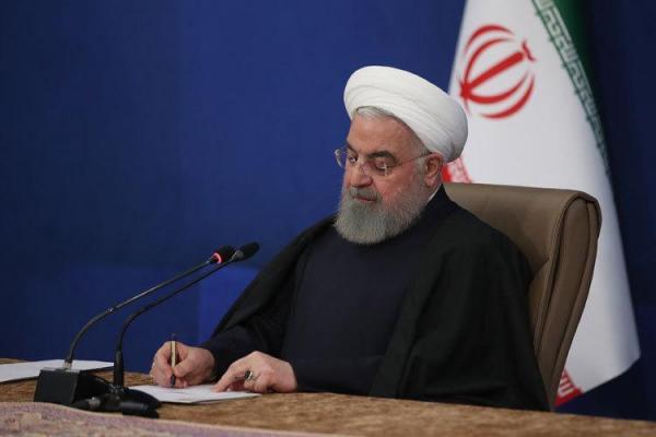(ویدئو) واکنش روحانی به شعرخوانی اردوغان