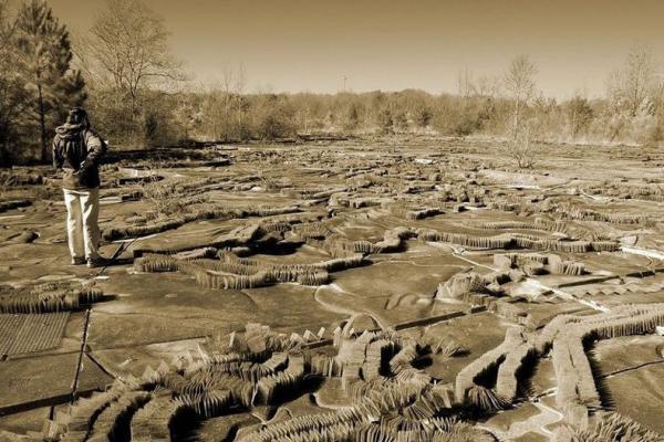 تور آمریکا: مدل حوزه روخانه می سی سی پی