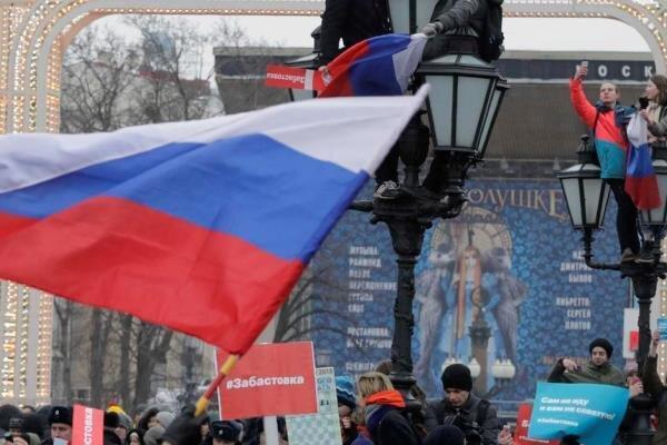 دولت بایدن برای تنش با روسیه پیش قدم شد