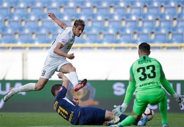 مدیر المپیک دونتسک: زاهدی در بازی گستاخ است، ایران فوتبالیست های خیلی خوبی دارد