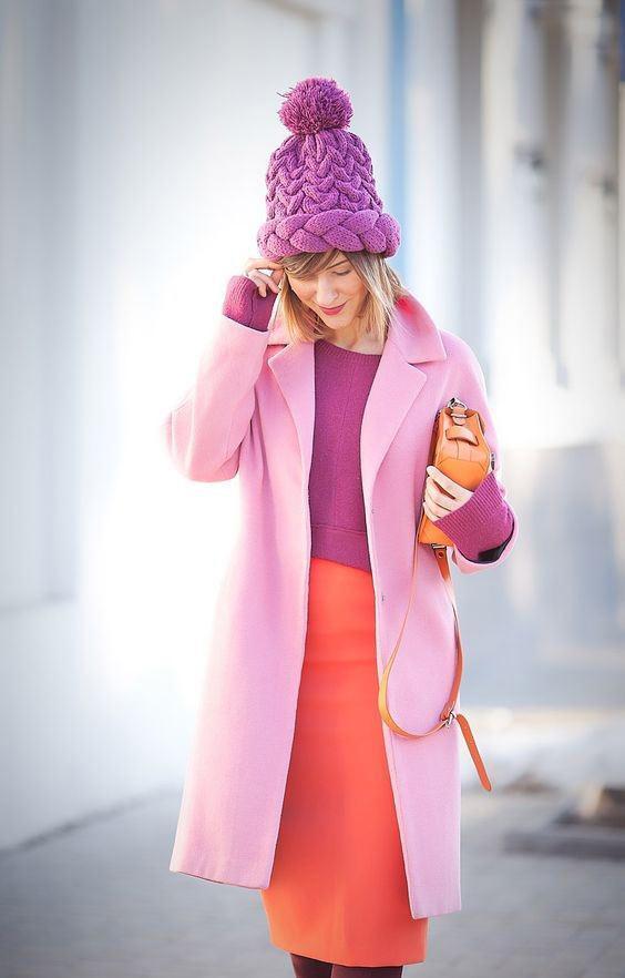 زیباترین انواع مدل مانتو پاییزه دخترانه با رنگ های شاد