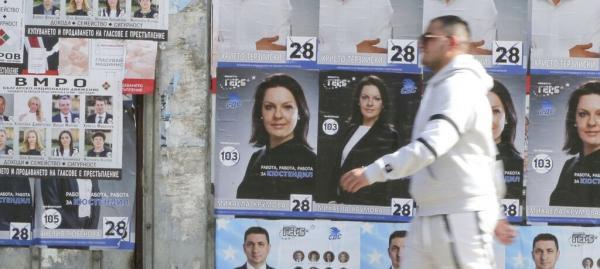 خبرنگاران انتخابات پارلمانی بلغارستان در سایه بحران کرونا