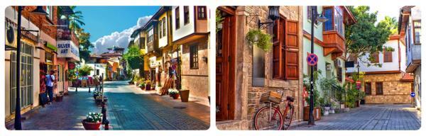 شهر قدیم کالیچی ؛ از جاذبه های بی نظیر آنتالیا