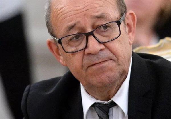 سفر مجدد وزیر امورخارجه فرانسه به بیروت