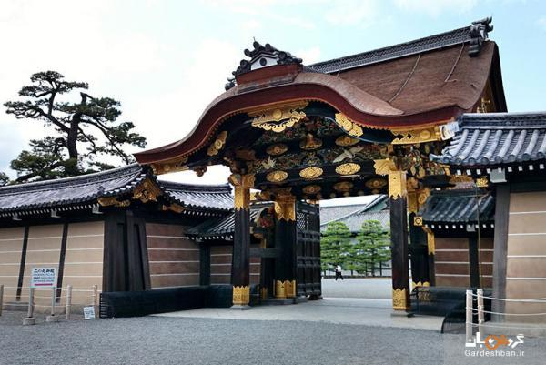 قلعه نیجو، یادمان امپراطوران ژاپن، عکس