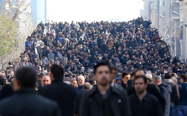 افزایش سالانه 200 هزار نفر به جمعیت تهران