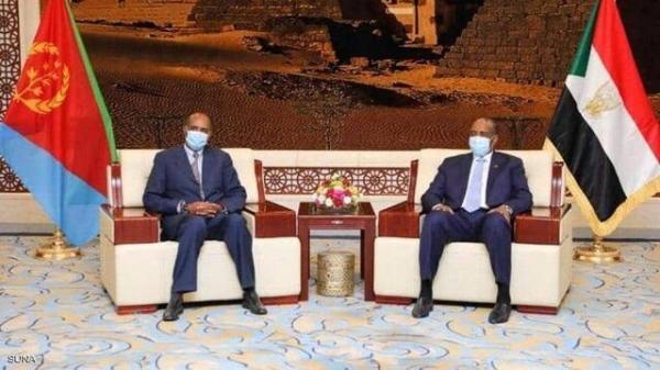 چالش های امنیتی آفریقا موضوعات سفر رئیس جمهور اریتره به خارطوم