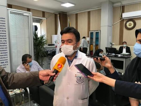 حضور داوطلبان با بیماری زمینه ای در فاز دوم واکسن کووپارس