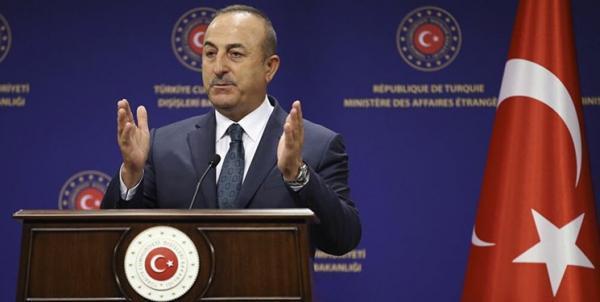 ترکیه: یونان از اتحادیه اروپا به عنوان برگ برنده استفاده نکند