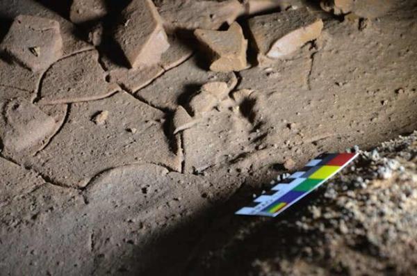 کشف ردپاهای دوران پارینه سنگی