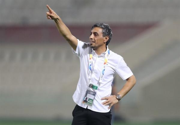 خطیبی: قول می دهم بازی زیبایی را مقابل پرسپولیس انجام دهیم، با جام قهرمانی به تبریز برمی گردیم