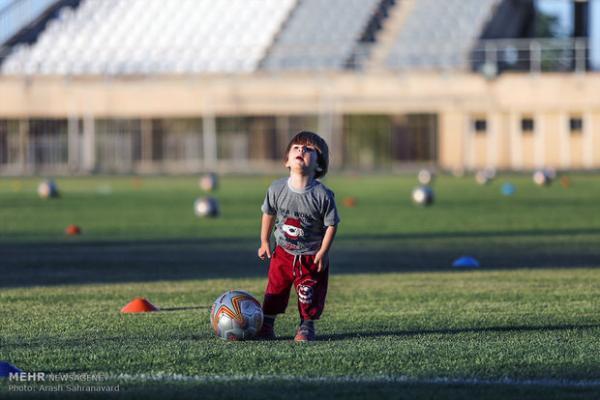 آموزشگاه فوتبال شمالغرب در اردبیل راه اندازی می گردد