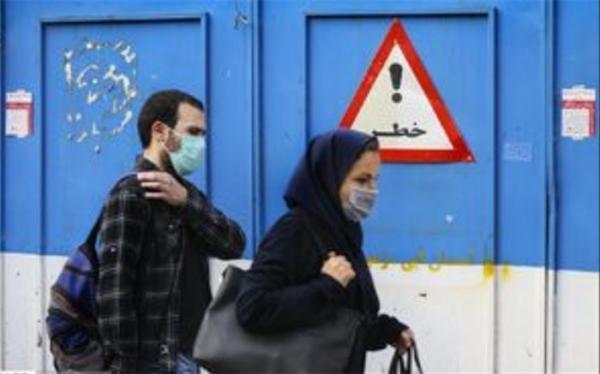 خیز موج قرمز کرونا در تهران