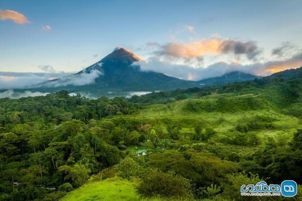 راهنمای سفر به کشور کاستاریکا و جاذبه های بی مثالش