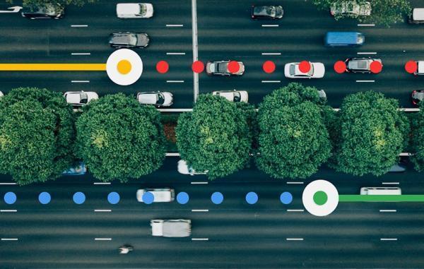 به روزرسانی نو گوگل مپ میزان شلوغی محله ها را نشان خواهد داد