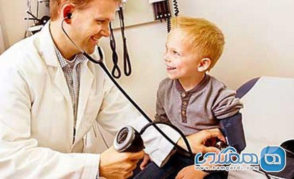 دلیل اصلی ابتلا به فشار خون در بچه ها
